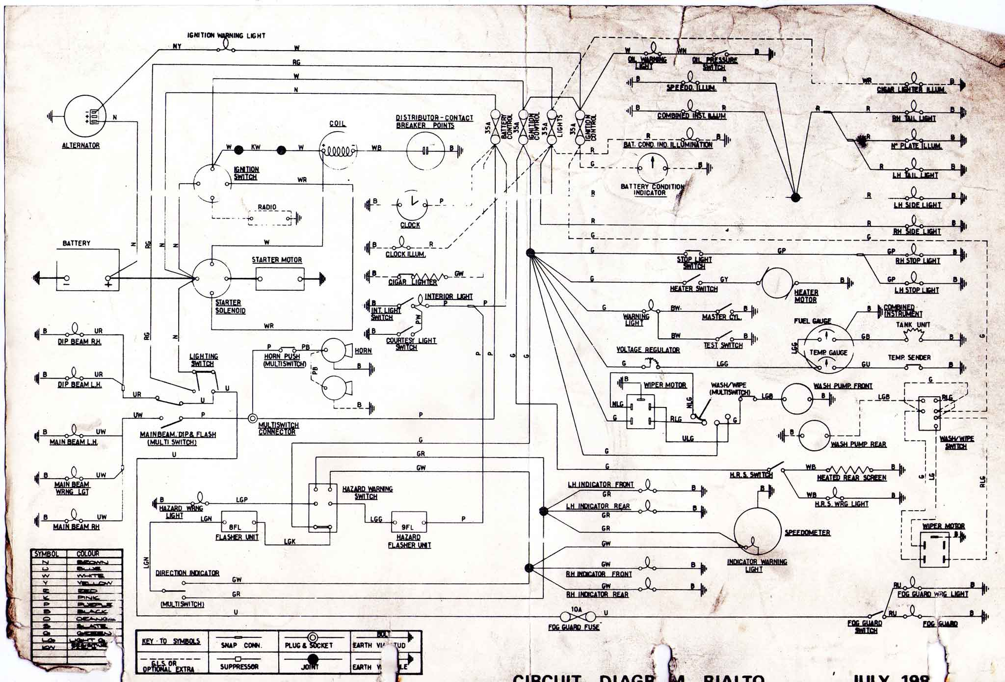 Regal Wiring Diagram - basic electrical wiring theory on